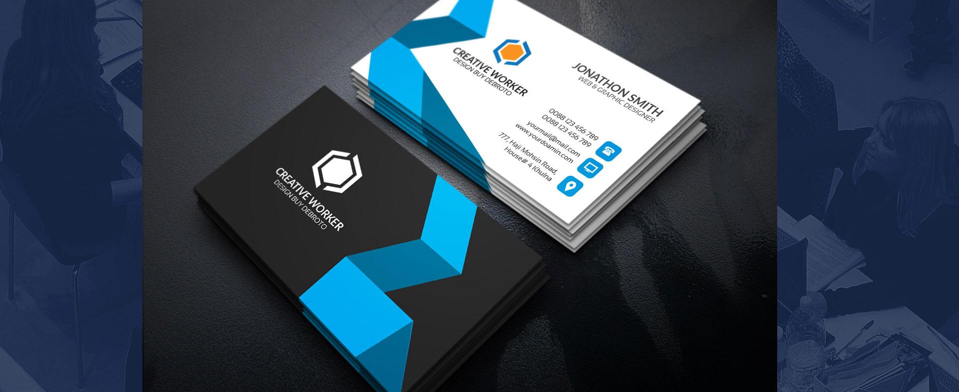 business card design , business card