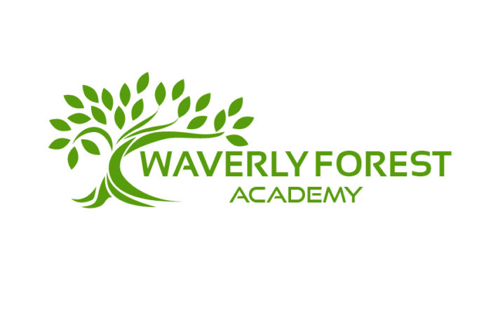 Best Logo Design WAVERLY FOREST ACADEMY