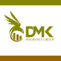 DMK Group Modern Logo Design