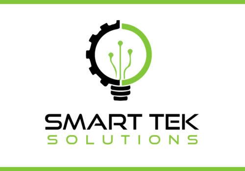 Smart-Tek-Logo-Design