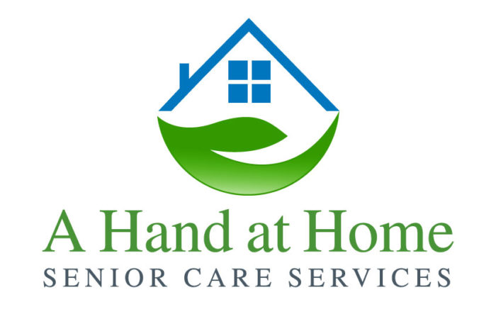 Modern Real Estate Logo Design For A Hand At Home Logo Design