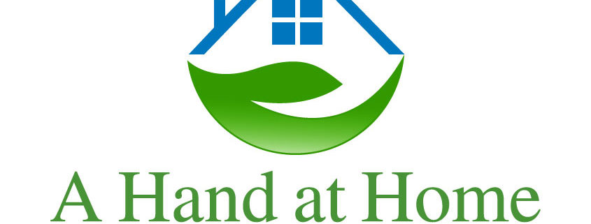 A Hand At Home Logo Design