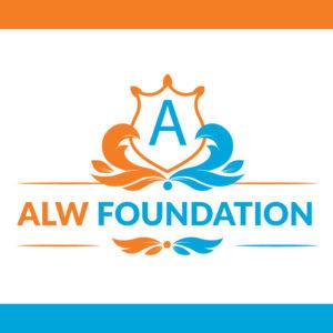 Alwan-Foundation Logo Design