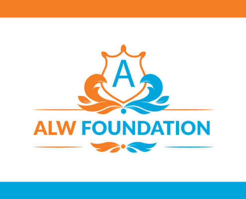 Alwan-Foundation Logo Design