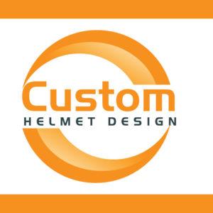 Custom Helmet Design Logo Design