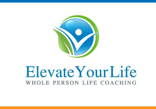 Elevate Your Life Logo Design