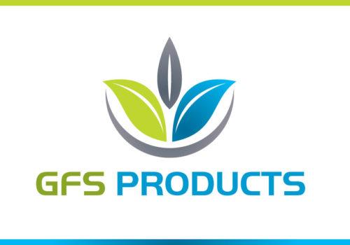 GFS-PRODUCTS Logo Design