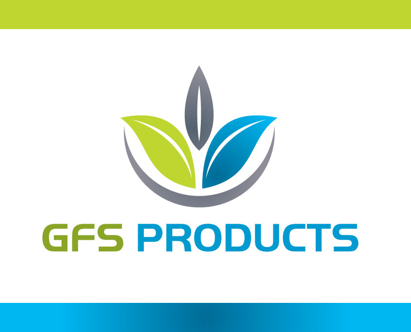 GFS-PRODUCTS Logo Design