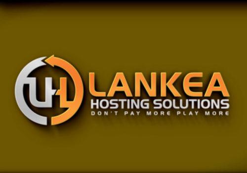 Lankea Hosing Solutions Logo Design