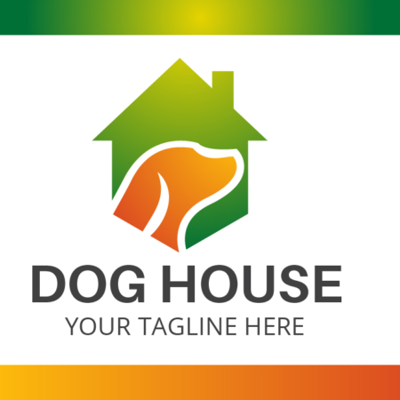 Logo Template Dog House