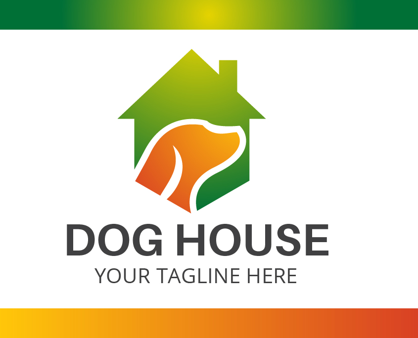 Logo Template Dog House