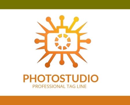 Logo Template Photo Studio