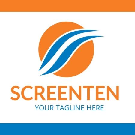 Logo Template SCREENTEN