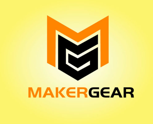 MAKERGEAR Logo Design