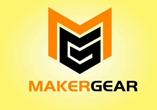 MAKERGEAR Logo Design