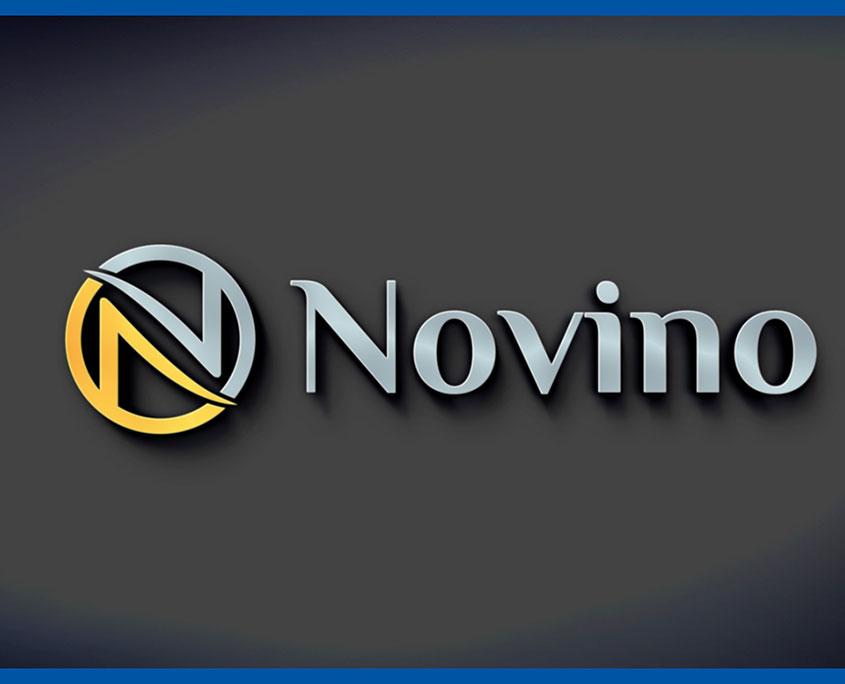Novino Logo Design