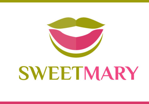Sweet-Mary-Logo-Design