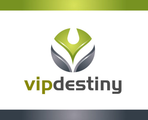 Vipdestiny-Logo-Design