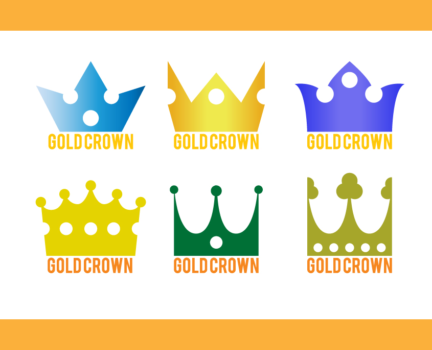 Crown Logo Template Part 2