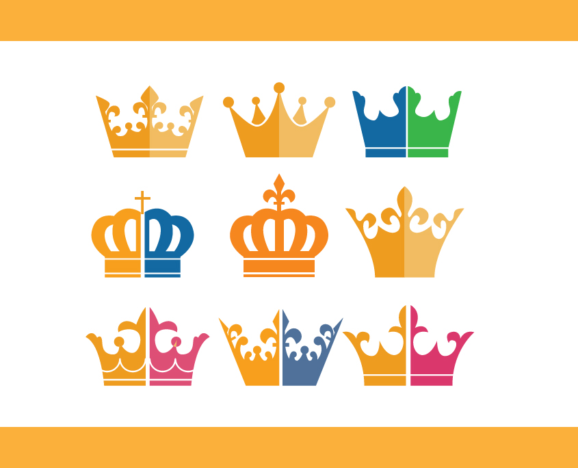 Crown Logo Template Part 3