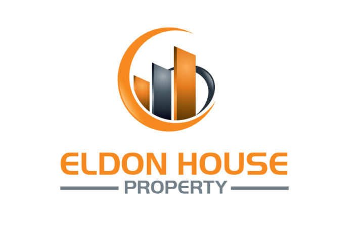 Eldon House Proferty Logo Design