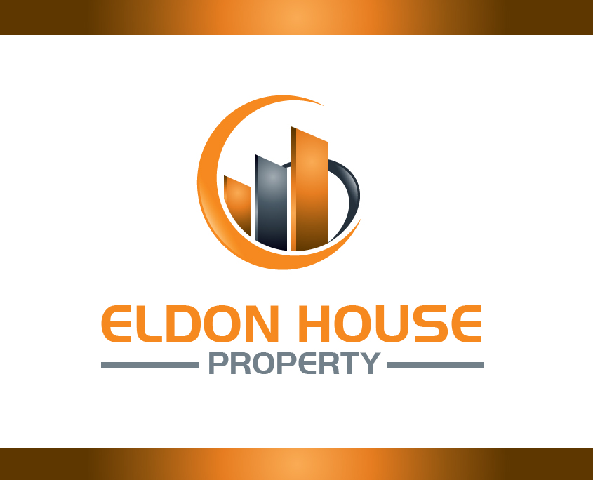 Eldon House Real Estate Logo Design