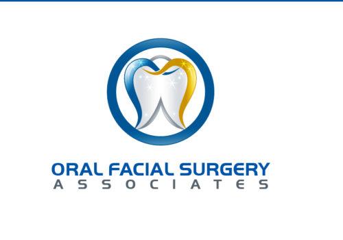 Oral Facial Surgery Logo Design
