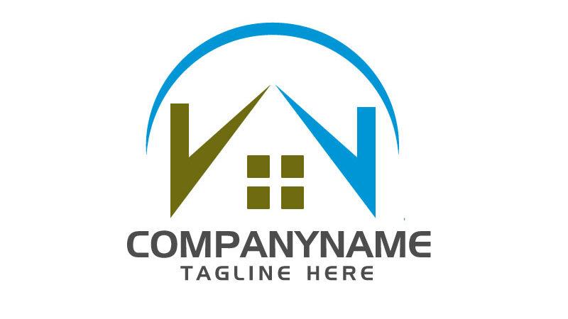 Modern-Real-Estate-Logo-Design-Vector