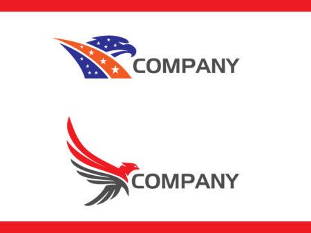 Creative Eagle Logo Icon