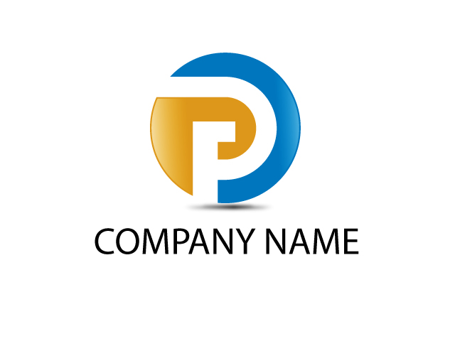Free Logo Design Vector Letter D Logo Design