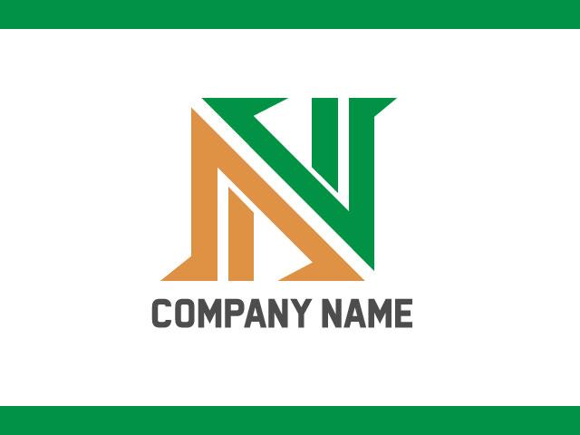 Letter N Logo Design Vector Free Download