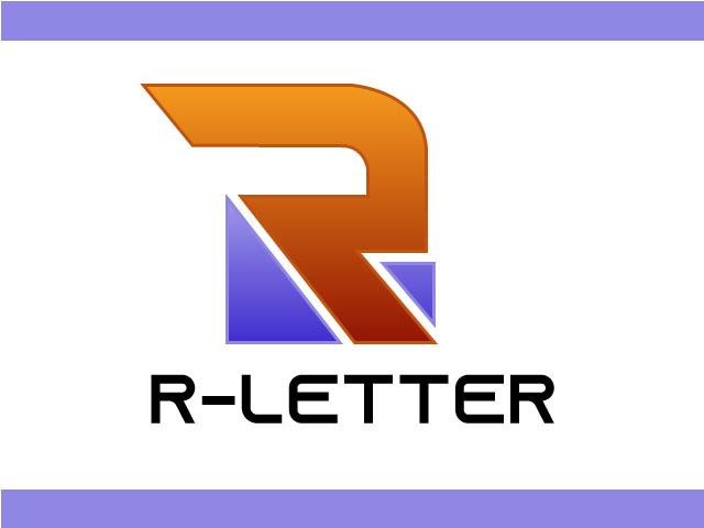Letter R Corporate Logo Design Vector Free Download