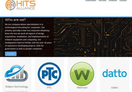 Web Design By Hitsalliance