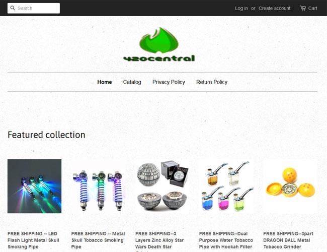 Web Design For 420central