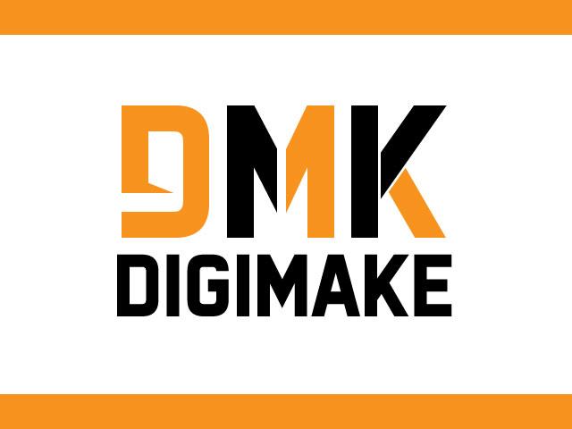 DMK Logo Design Vector Free Download