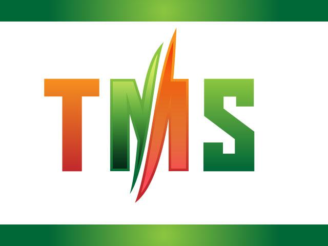 T M S Modern Logo Design M Letter