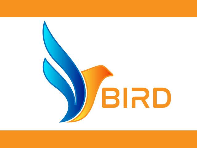 Modern Animal Bird Free Logo Design