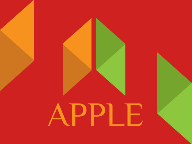 Modern Logo Design For Apple