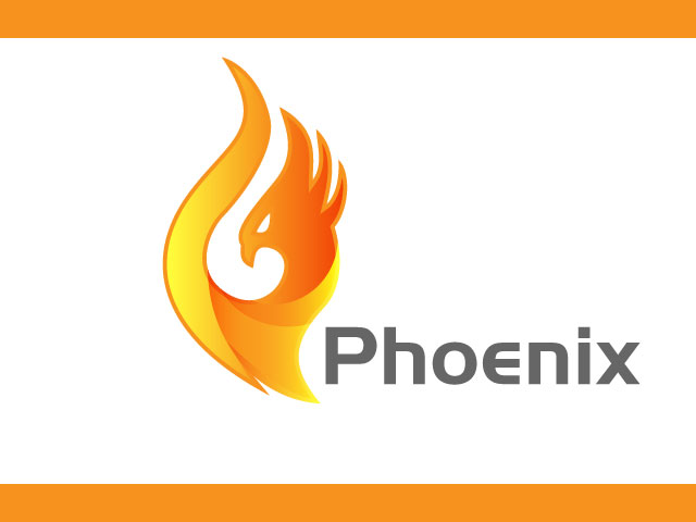 Phoenix Free Logo Design