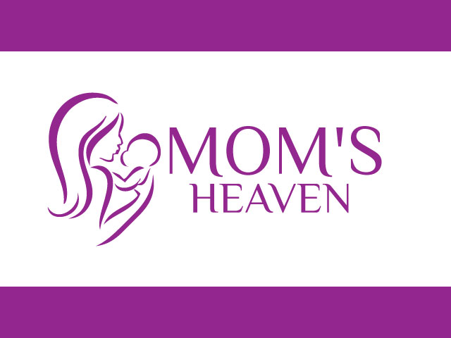 Mother with child logo