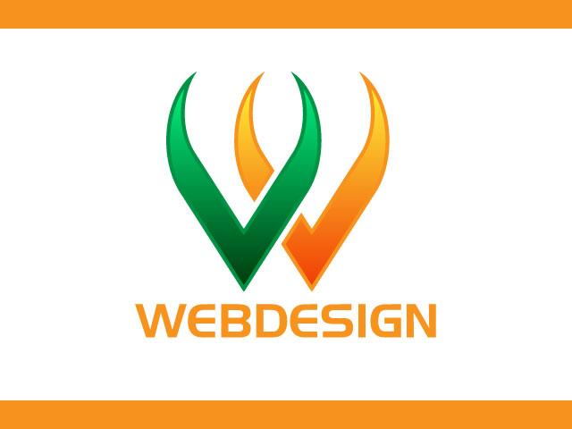 Web Design Company Logo Design