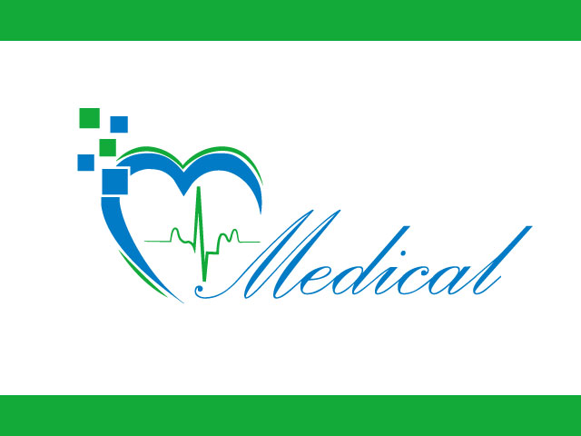 Memorable medical company logo design