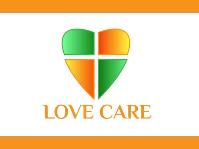 Love Window Creative Modern Unique Logo Design