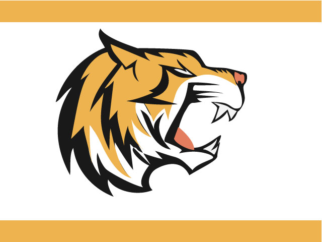 Tiger free vector logo we can make a custom logo for your brand