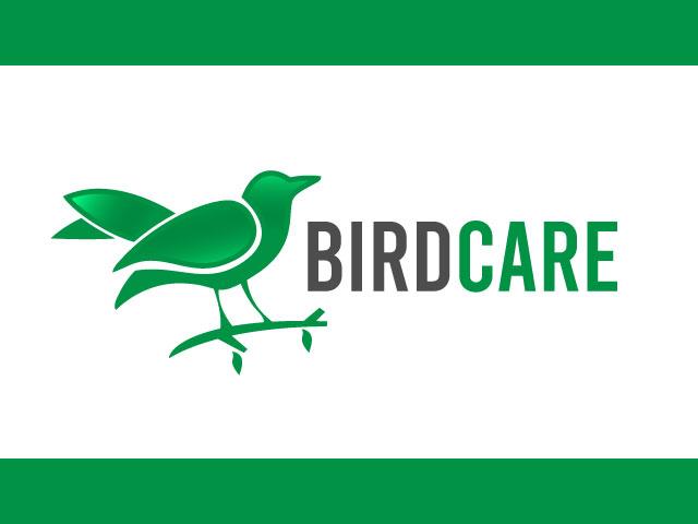 Bird Care Modern Logo Design
