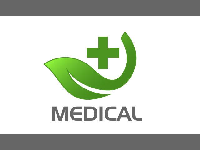 Coronavirus Protected Logo Design Vector