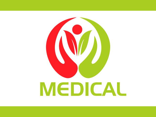 COVID Protected Logo Design Vector