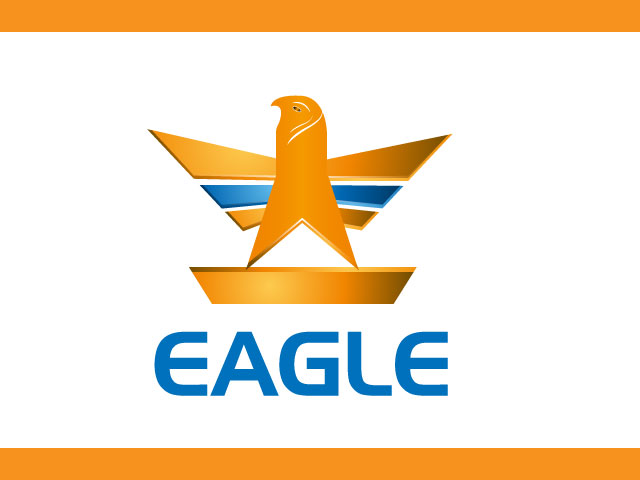 Eagle logo design idea for free