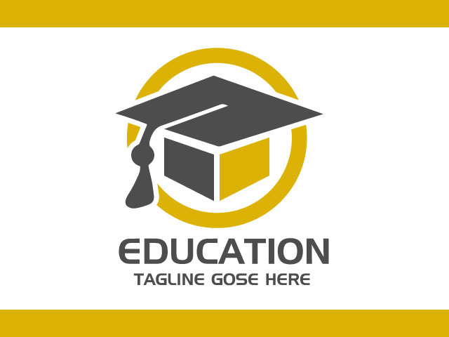Education Service Logo Design Free