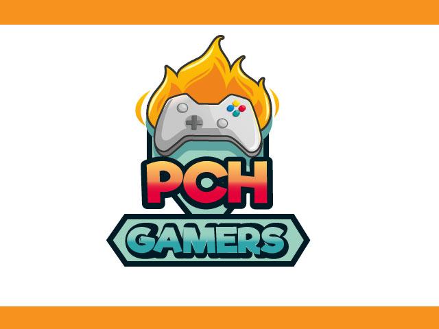 Modern Strong Gaming Company Logo Design
